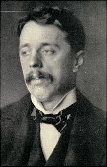 Беннет в 1914 году